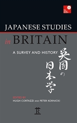 Japanese Studies in Britain A Survey and History